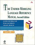 The Unified Modeling Language reference manual ; [UML]