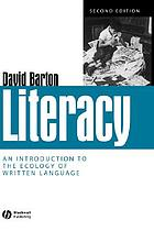 Literacy : an introduction to the ecology of written language