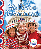 We have a government