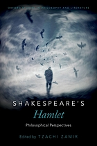 Shakespeare's Hamlet : philosophical perspectives