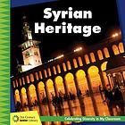 Syrian heritage : celebrating diversity in my classroom