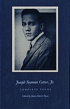Complete Poems : Edited By James Robert Payne.