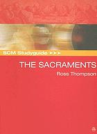SCM studyguide to the sacraments