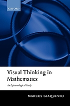 Visual thinking in mathematics : an epistemological study