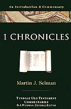 Chronicles / 1 The Tyndale Old Testament commentaries / general ed.: D.J. Wiseman. 10a : 1994.
