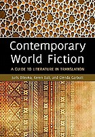 Contemporary world fiction : a guide to literature in translation
