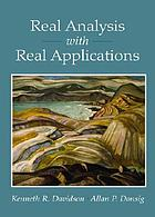 Real analysis with real applications