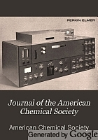 Journal of the American Chemical Society.