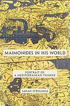 Maimonides in his world portrait of a Mediterranean thinker