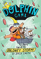 Dolphin girl. 1, Trouble in pizza paradise!