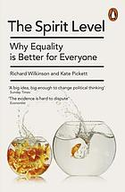 The spirit level why equality is better for everyone