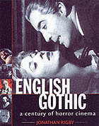 English gothic : a century of horror cinema