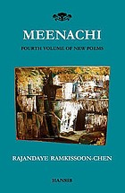 Meenachi : fourth volume of new poems