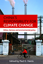 Environmental policy and sustainable development in China : Hong Kong in global context