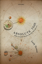 Absolute time : rifts in early modern british metaphysics