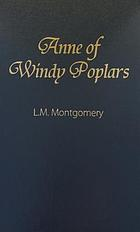 Anne of Windy Poplars,