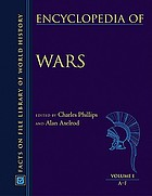 Encyclopedia of wars