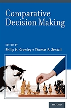 Comparative decision-making analysis