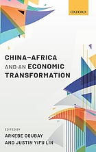 China-Africa and an economic transformation