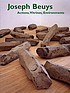 Joseph Beuys : actions, vitrines, environments by  Mark Rosenthal