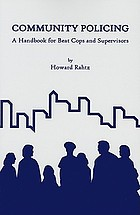 Community policing : a handbook for beat cops and supervisors