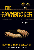 The pawnbroker : a novel