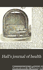 Hall's journal of health.