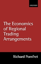 The economics of regional trading arrangements