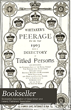 Bookseller; the organ of the book trade.