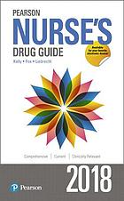 Pearson nurses drug guide 2017 pdf youtube.