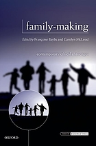 Family-making : contemporary ethical challenges