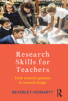 Research skills for teachers : from research question to research design