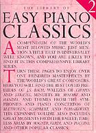 The library of easy piano classics.