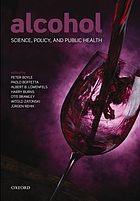 Alcohol : science, policy and public health