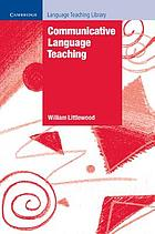 Communicative language teaching : an introduction