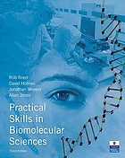 Practical skills in biomolecular sciences.
