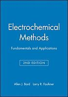 Student solutions manual to a accompany Electrochemical methods - fundamentals and applications by Allen J. Bard, Larry R. Faulkner