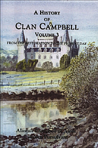 A history of Clan Campbell : volume 3 : from the Restoration to the present day