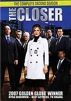 The closer. / The complete second season