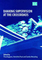 Banking supervision at the crossroads