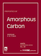 Properties of amorphous carbon