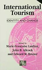 International tourism : identity and change