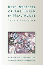 Best interests of the child in healthcare