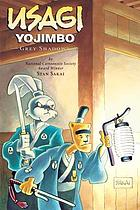 Usagi Yojimbo. Grey shadows