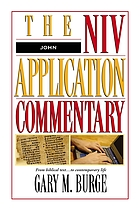 The NIV application commentary : from biblical text -- to contemporary life
