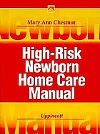 High-risk newborn home care manual