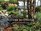 Nature by design : the practice of biophilic design