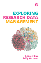 Exploring research management data