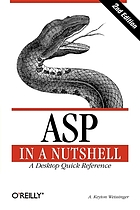 ASP in a nutshell : a desktop quick reference