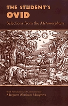 The student's Ovid : selections from the Metamorphoses